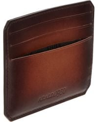 Araldi - Burnished Card Case - Lyst