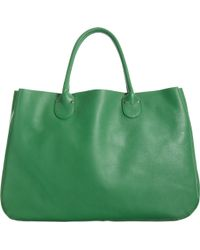 Barneys New York Classic Eastwest Tote - Lyst