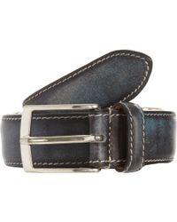 Bettanin & Venturi - Distressed Belt - Lyst