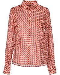 Coast + Weber + Ahaus Long Sleeve Shirts - Lyst