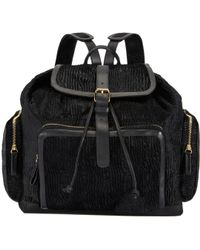 Pierre Hardy - Textured Haircalf Av01 Backpack - Lyst