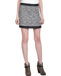 Rag & Bone Kensington Skirt - Lyst