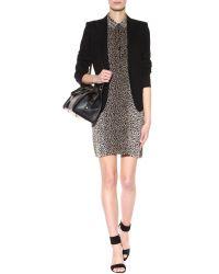 Saint Laurent - Petite Cabas Classique Y Leather Bag - Lyst