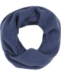 Barneys New York Chunkyknit Ring Scarf - Lyst