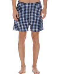 Barneys New York Full Fit Boxer Shorts - Lyst