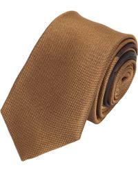 Burberry Prorsum - Single Stripe Skinny Tie - Lyst