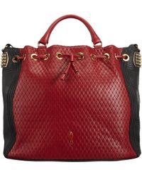 Christian Louboutin Dompteuse Bucket Tote - Lyst