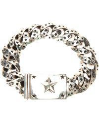 King Baby Studio Star Link Bracelet - Lyst