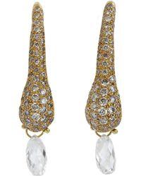 Ten Thousand Things - Diamond Briolette Earrings - Lyst