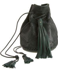 Wendy Nichol - Triangle Patchwork Bullet Bag - Lyst