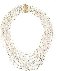 Rosantica - Pegaso Pearl Necklace - Lyst
