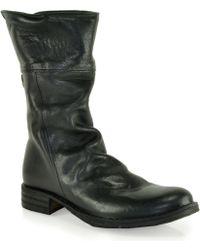 Fiorentini + Baker Ella Midcalf Cuff Boot - Lyst