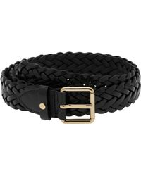 Mulberry | 30mm Braided Belt | Lyst