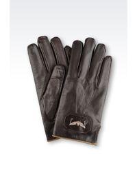 Armani Jeans - Glove - Lyst