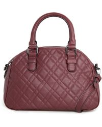 Mango Quilted Tote Bag - Lyst