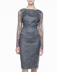 Catherine Deane Marina Short Dress - Lyst
