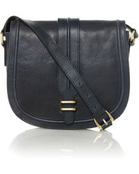 Linea Weekend - Saddle Cross Body Bag - Lyst