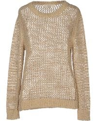 Vanessa Bruno Athé Long Sleeve Jumper - Lyst