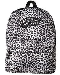 Vans The Realm Backpack - Lyst