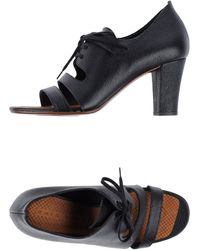 Chie Mihara Laceup Shoes - Lyst