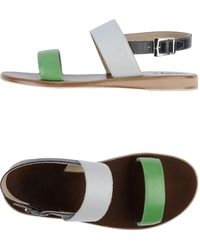 Mr. Hare Sandals - Lyst