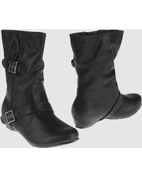 Pompili Ankle Boots - Lyst
