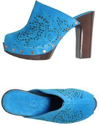 Suzie Mas Platform Sandals - Lyst