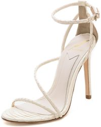 B Brian Atwood Labrea Strappy Sandals - Lyst
