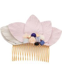 Lizzie Fortunato - Summer Fling Hair Comb - Lyst
