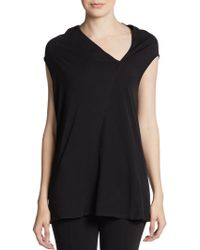 Rachel Zoe Denise Asymmetrical Knit Top - Lyst