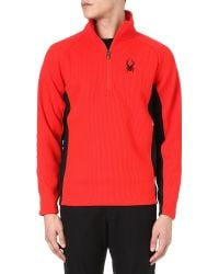 Spyder - Outbound Halfzip Midweight Core Jumper - Lyst