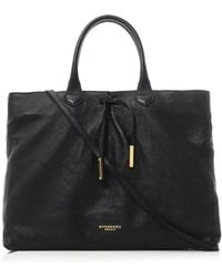 Burberry Prorsum - Studley Leather Tote - Lyst