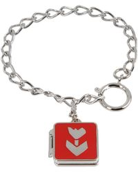 Jil Sander Navy Bracelet - Lyst