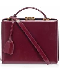 Mark Cross - Grace Large Box Bag - Lyst