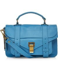 Proenza Schouler - Ps1 Tiny Satchel - Lyst