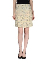 Catherine Malandrino | Knee Length Skirt | Lyst