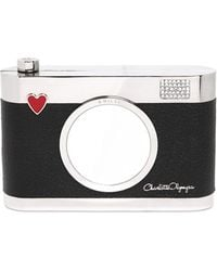 Charlotte Olympia Flash Back Camera Shaped Clutch - Lyst