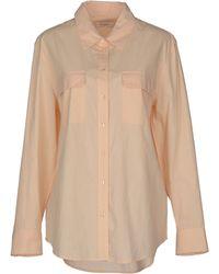 Equipment Long Sleeve Shirt - Lyst