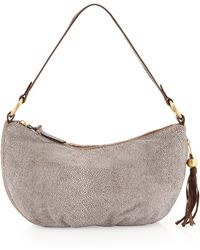 Hobo Phoebe Stingray Print Shoulder Bag - Lyst