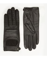 Rag & Bone Black Racer Glove - Lyst