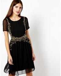A Wear   Embellished Front Dress   Lyst
