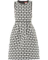 Max Mara Studio Black Bonito Dress - Lyst
