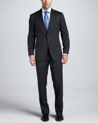 Ermenegildo Zegna Multi Season Two Button Suit Gray - Lyst