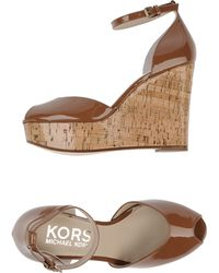 Kors By Michael Kors Wedge - Lyst