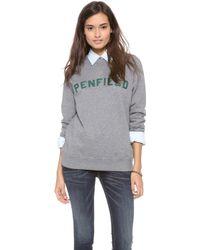 Penfield - Brookport Crew Neck Sweatshirt - Lyst