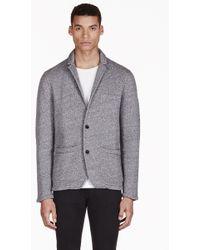 Rag & Bone Grey Workwear Blazer - Lyst
