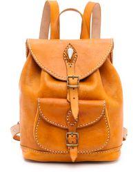 Stela 9 - Mini Mochila Backpack - Orange - Lyst