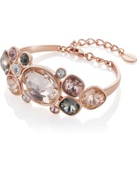 Aurora | 18Ct Rose Gold Plated Kailua Bracelet | Lyst