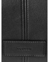 Alexander McQueen - Demanta Leather Travel Bag - Lyst