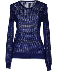 See By Chloé Long Sleeve Sweater - Lyst